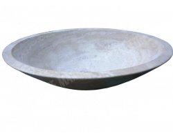 Travertin Classique Vasque Ovale 55x45 cm Adouci 2