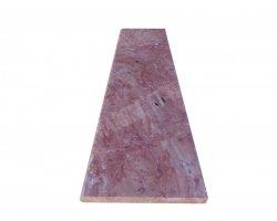 Travertin Rose Marche Escalier 120x30x3 cm Vieilli  2