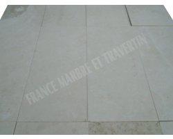 Marbre Marfil Light Pearl 25x50x2 cm Poli 2