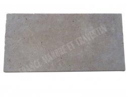 Travertin Beige Clair Margelle 30,5x61 3 cm Ogee
