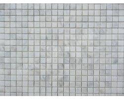 Marbre Blanc Mosaïque 2,3x2,3 cm Antique 2