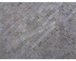 Marbre Sirius Gris Mosaïque 2,5x5 cm Éclate 2