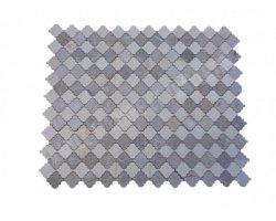 Marbre Silver & Myra Arabesque Mosaïque Laterne  2