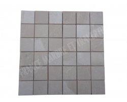 Marbre Beige Marfil Mosaique 4,8x4,8 cm Adouci