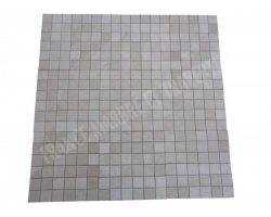 Marbre Beige Marfil Mosaique 4,8x4,8 cm Adouci 2