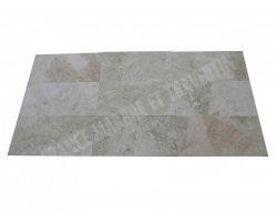 Marbre Marfil Cappuccino 30x60x1,2 cm Polie
