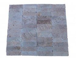 Travertin Classique Beige 6x20x1 cm Antique
