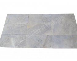 Marbre Gris Fumée 30x60x2 cm Poli