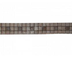 Travertin Frise 2,3x2,3 cm Classique & Noce 30x5 cm 2