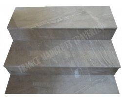 Marbre Silver Marche D'escalier 100x32x3 cm Poli 2