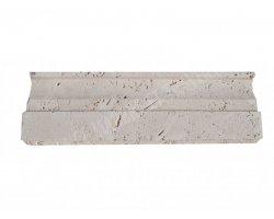 Travertin Moulure Classique 30x10 cm Base Board Adouci