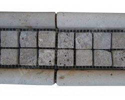 Travertin Frise Moulure Classique & Noce 30x8 cm 2