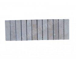 Travertin Frise 2,3x10 cm Classique 30x10 cm