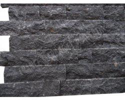 Marbre Noir Parement 7,5 cm x Bande Libre Éclate 2