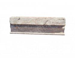 Travertin Moulure Silver 30x10 cm Base Board Adouci  2