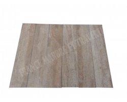 Travertin Classique Beige 20x80x1,5 cm Adouci