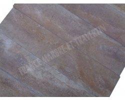 Travertin Walnut Noisette 20x80x1,5 cm Adouci 2