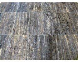 Travertin Silver Veine 30x60x1,2 cm Adouci 2