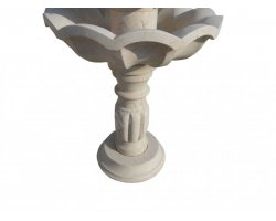 Marbre Beige Marfil Fontaine Ronde Adouci 2