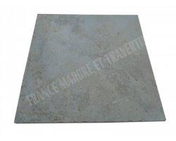Travertin Beige Chapeau Pilier Pyramide 30x30 cm 2