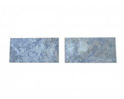 Travertin Silver Margelle 30,5x61 2 cm Droit 2