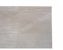 Travertin Classique Veine 40x40x1,2 cm Adouci 2