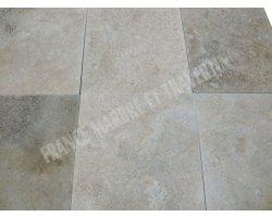 Travertin Classique Beige 40x60x1,2 cm Adouci 2