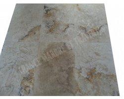 Travertin Rustique Gold 40x60x1,2 cm Adouci 2