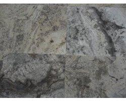 Travertin Silver Gris 40x60x1,2 cm Adouci 2