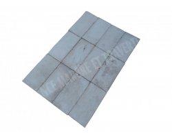 Calcaire Jérusalem 20x40x1,2 cm Antique  2