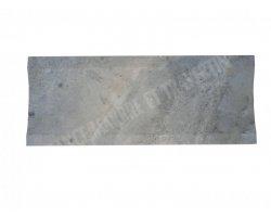 Travertin Silver Caniveau 19x50x3 cm