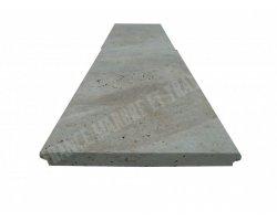 Travertin Beige Couvertine 30,5x61x3 cm Ogee 2