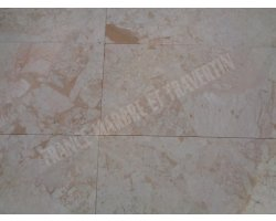 Marbre Marfil Cappuccino 30x60x1,2 cm Brossé  2