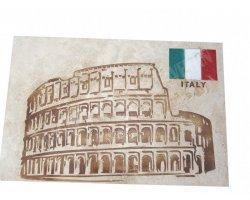 Travertin Tableau Colisée de Rome 40x61 cm 2