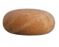 Travertin Jaune Or Vasque Lentille Adouci 2