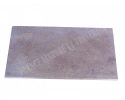 Travertin Classique Nez de Marche 30,5x61x5 cm Ogee