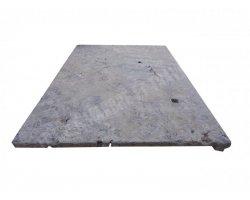 Travertin Silver Nez de Marche 40x60x3 cm Ogee   2