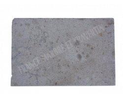 Travertin Silver Nez de Marche 40x60x3 cm Ogee