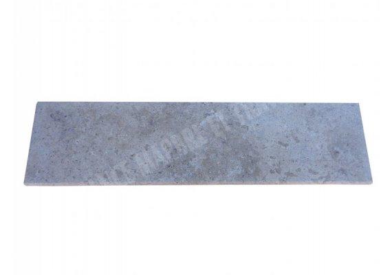 Travertin Silver Marche Escalier 120x30x3 cm Vieilli  1
