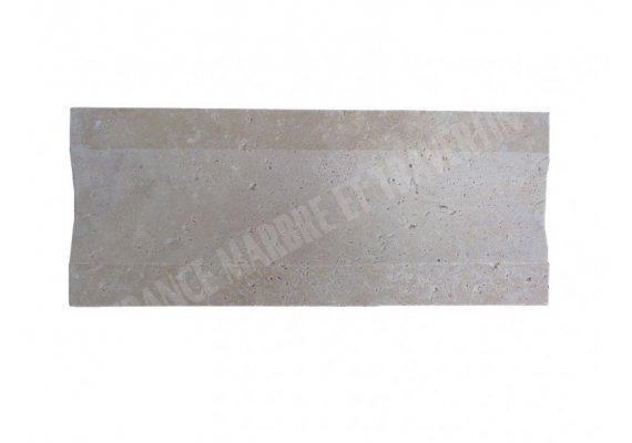 Travertin Classique Caniveau 30,5x61x3 cm  1