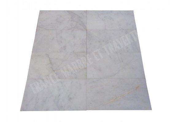 Marbre Blanc Canaria 30x60x2 cm Poli 1