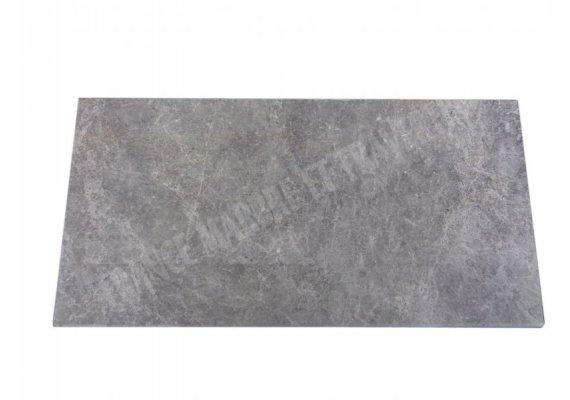 Marbre Sirius Gris Couvertine Ogee 30x60 cm Poli 1