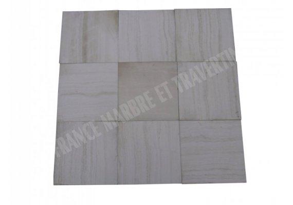 Calcaire Appelstone Veiné 30x30x1 cm Adouci 1