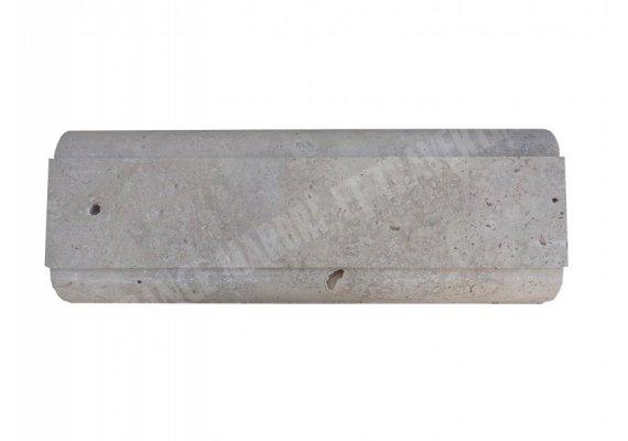 Travertin Classique Main Courante 60x22,5x8 cm 1