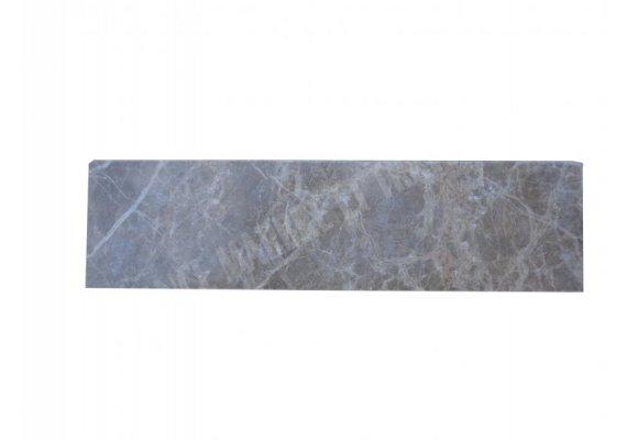 Marbre Emperador Plinthe 30x8x1,2 cm Poli 1