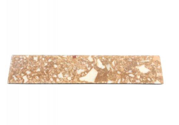 Marbre Marfil Toros Beige Plinthe 30x8x1,2 cm Poli 1