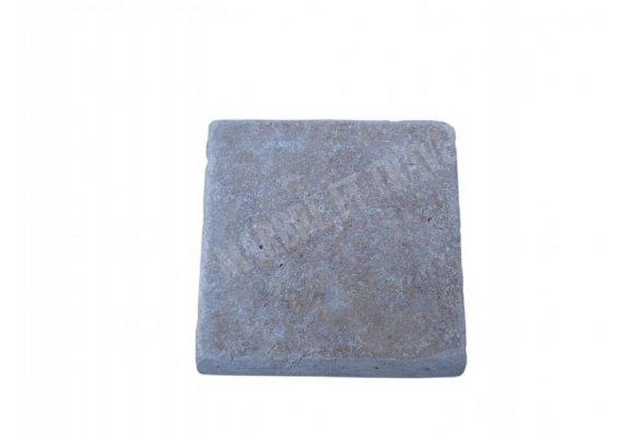 Travertin Walnut Nez de Marche 10x10x3 cm Arrondi  1